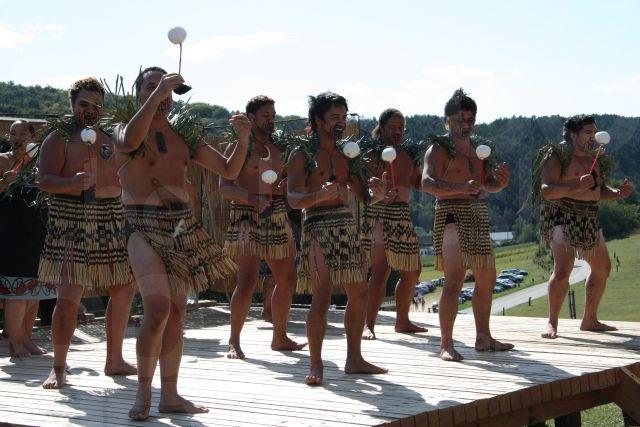 Maurovia - obyvatelia Nového Zélandu