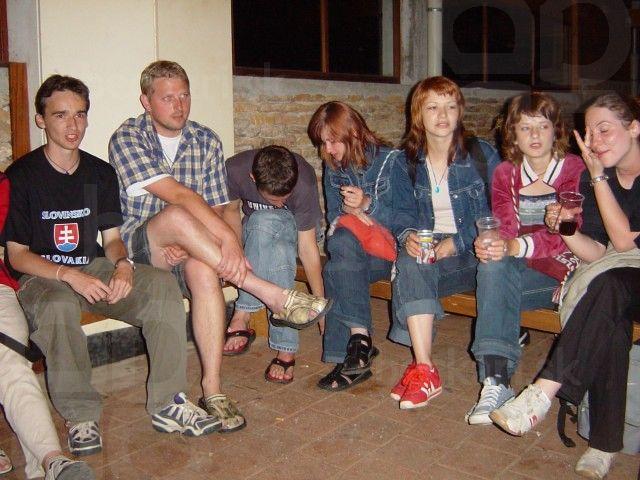 Slováci v Taizé - Slováci spolu zo zahraničnými Slovákmi v Taizé