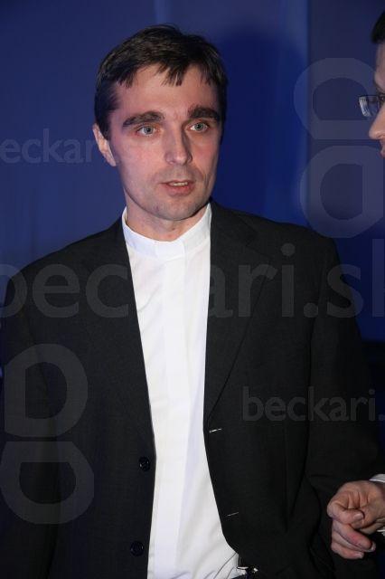 vdp. Andrej Fordinál - farár farnosti Bratislava Blumentál