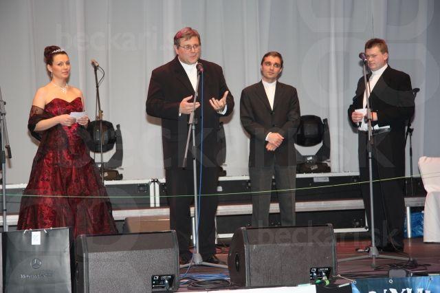 Viliam Karľa SJ - Viliam Karľa SJ a jeho príhovor na Blumentálsko Jezuitskom plese