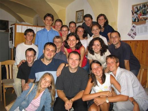 zbor béčkari s Braňom