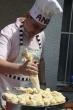 Andrej v akcii - príprava jednohubiek