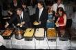 Catering - Catering na plese sa tento rok vydaril. Porcií bol dostatočný počet, večera sa podávala na 6 miestach.