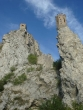 Hrad devín - vežičky devínskeho hradu
