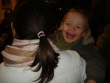 Jakubko s maminou - Koláčiky po koncerte chutili :)
