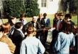 Klostenneunburg 97 - nácvik pred kostolom :)