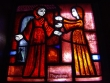 Magnificat v Taizé - Okná na chráme v Taizé