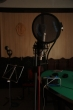 Mikrofón - s pluvatkom