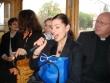 Na oslave nesmie chýbať spev - a tak Tanishka zaspievala zopár piesni od najoblúbenejšej Majčovej speváčky Zuzky Smatanovej