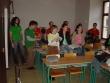 Nácvik pred koncertom - Nácvik blumentálskeho speváckeho zboru  na koncert pre Afriku