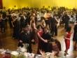 tanečný parket na plese 9x24 - Stále plný tanečný parket, zábava bola výborná