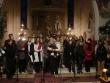 Tichá noc - všetci účinkuj - Na záver zaspievali všetci účinkujúci Tichú noc