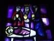 Traja Králi v Taizé - Maľované okná na chráme v Taizé