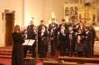 Vianocny koncert - hlasivky a fialove saliky opat v akcii :o)