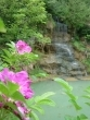 Vodopád v taize - Taize oáza ticha a pokoja