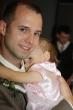 Ženích s krstnou dcérkou