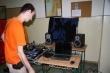 Zvukárska miestnosť - zvukár Svituľo
